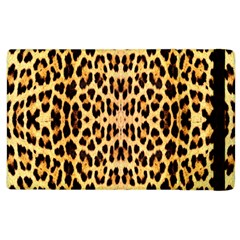 Leopard Skin Apple Ipad 2 Flip Case by ArtworkByPatrick1