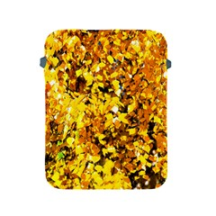 Birch Tree Yellow Leaves Apple Ipad 2/3/4 Protective Soft Cases by FunnyCow