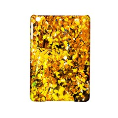 Birch Tree Yellow Leaves Ipad Mini 2 Hardshell Cases by FunnyCow