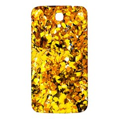 Birch Tree Yellow Leaves Samsung Galaxy Mega I9200 Hardshell Back Case by FunnyCow