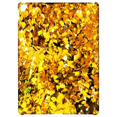 Birch Tree Yellow Leaves Apple Ipad Pro 12 9   Hardshell Case by FunnyCow