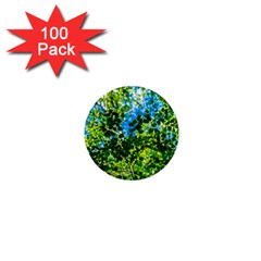 Forest   Strain Towards The Light 1  Mini Magnets (100 Pack)  by FunnyCow