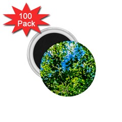 Forest   Strain Towards The Light 1 75  Magnets (100 Pack)  by FunnyCow