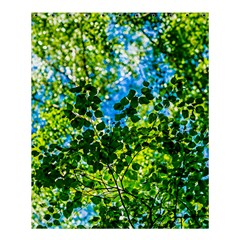 Forest   Strain Towards The Light Shower Curtain 60  X 72  (medium)  by FunnyCow