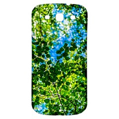 Forest   Strain Towards The Light Samsung Galaxy S3 S Iii Classic Hardshell Back Case by FunnyCow