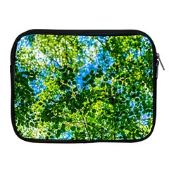 Forest   Strain Towards The Light Apple Ipad 2/3/4 Zipper Cases by FunnyCow