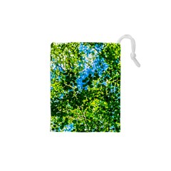 Forest   Strain Towards The Light Drawstring Pouches (xs)  by FunnyCow