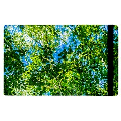 Forest   Strain Towards The Light Apple Ipad Pro 9 7   Flip Case by FunnyCow