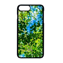 Forest   Strain Towards The Light Apple Iphone 8 Plus Seamless Case (black) by FunnyCow