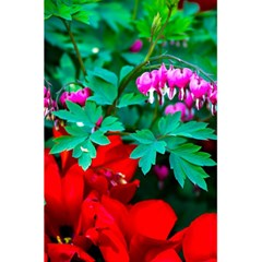 Bleeding Heart Flowers 5 5  X 8 5  Notebooks by FunnyCow