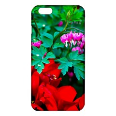Bleeding Heart Flowers Iphone 6 Plus/6s Plus Tpu Case by FunnyCow