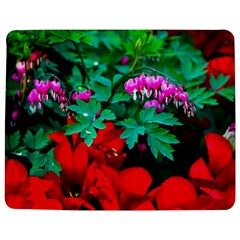 Bleeding Heart Flowers Jigsaw Puzzle Photo Stand (rectangular) by FunnyCow