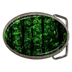 Emerald Forest Belt Buckles by FunnyCow