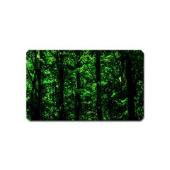 Emerald Forest Magnet (name Card)