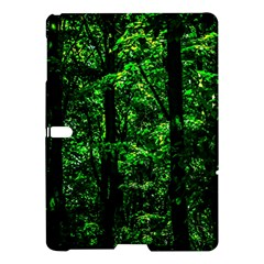 Emerald Forest Samsung Galaxy Tab S (10 5 ) Hardshell Case  by FunnyCow