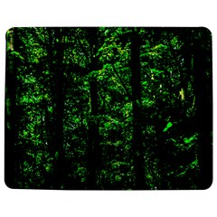 Emerald Forest Jigsaw Puzzle Photo Stand (rectangular) by FunnyCow