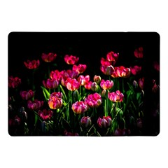 Pink Tulips Dark Background Apple Ipad Pro 10 5   Flip Case by FunnyCow