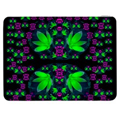 Fantasy Flowers In Moonlight Serenades Samsung Galaxy Tab 7  P1000 Flip Case by pepitasart