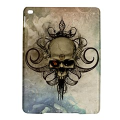 Awesome Creepy Skull With  Wings Ipad Air 2 Hardshell Cases by FantasyWorld7