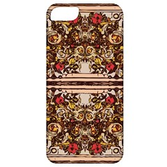 Roses Floral Wallpaper Flower Apple Iphone 5 Classic Hardshell Case