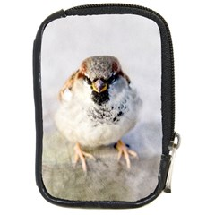 Do Not Mess With Sparrows Compact Camera Cases by FunnyCow