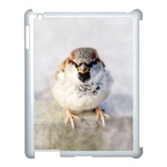 Do Not Mess With Sparrows Apple Ipad 3/4 Case (white) by FunnyCow