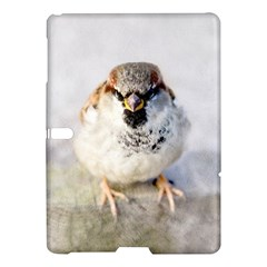 Do Not Mess With Sparrows Samsung Galaxy Tab S (10 5 ) Hardshell Case  by FunnyCow