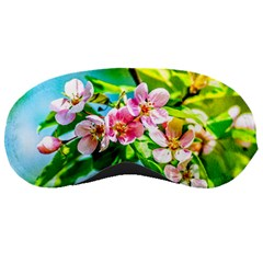 Crab Apple Flowers Sleeping Masks by FunnyCow
