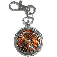 Red Night Of Winter Key Chain Watches by FunnyCow