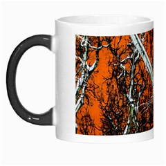 Red Night Of Winter Morph Mugs by FunnyCow