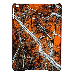 Red Night Of Winter Ipad Air Hardshell Cases by FunnyCow