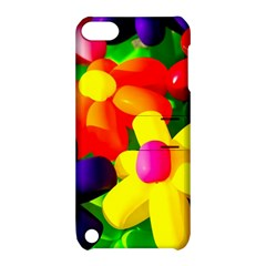 Toy Balloon Flowers Apple Ipod Touch 5 Hardshell Case With Stand by FunnyCow