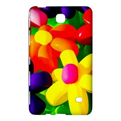 Toy Balloon Flowers Samsung Galaxy Tab 4 (8 ) Hardshell Case  by FunnyCow