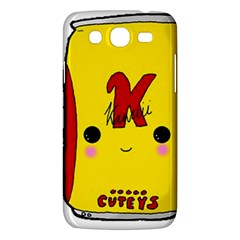 Kawaii Cute Tennants Lager Can Samsung Galaxy Mega 5 8 I9152 Hardshell Case  by CuteKawaii1982