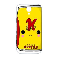 Kawaii Cute Tennants Lager Can Samsung Galaxy S4 I9500/i9505  Hardshell Back Case by CuteKawaii1982