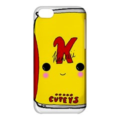 Kawaii Cute Tennants Lager Can Apple Iphone 5c Hardshell Case by CuteKawaii1982