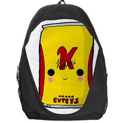 Kawaii Cute Tennants Lager Can Backpack Bag by CuteKawaii1982