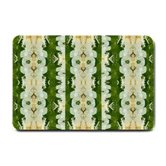 Fantasy Jasmine Paradise Bloom Small Doormat  by pepitasart