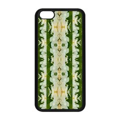 Fantasy Jasmine Paradise Bloom Apple Iphone 5c Seamless Case (black) by pepitasart