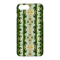 Fantasy Jasmine Paradise Bloom Apple Iphone 7 Plus Hardshell Case by pepitasart