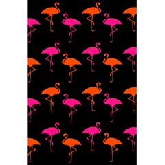 Flamingos Tropical Sunset Colors Flamingo 5 5  X 8 5  Notebooks by CrypticFragmentsColors