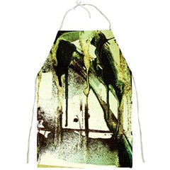 There Is No Promissed Rain 5 Full Print Aprons by bestdesignintheworld