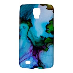 Blue Green Ink                                    Samsung Galaxy Ace 3 S7272 Hardshell Case by LalyLauraFLM