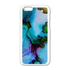 Blue Green Ink                                    Motorola Moto E Hardshell Case by LalyLauraFLM