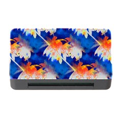 Palm Trees Tropical Beach Sunset Memory Card Reader With Cf