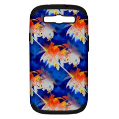 Palm Trees Tropical Beach Sunset Samsung Galaxy S Iii Hardshell Case (pc+silicone)