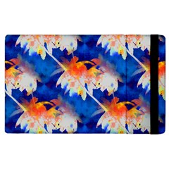 Palm Trees Tropical Beach Sunset Apple Ipad 3/4 Flip Case by CrypticFragmentsColors