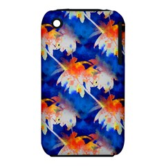 Palm Trees Tropical Beach Sunset Apple Iphone 3g/3gs Hardshell Case (pc+silicone) by CrypticFragmentsColors