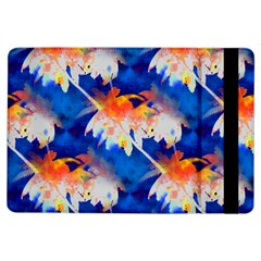 Palm Trees Tropical Beach Sunset Apple Ipad Air Flip Case by CrypticFragmentsColors