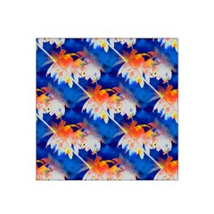 Palm Trees Tropical Beach Sunset Satin Bandana Scarf by CrypticFragmentsColors